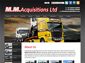 MM Acquisitions Ltd