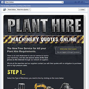Plant Hire Quotes