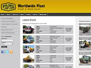 Worldwide Plant